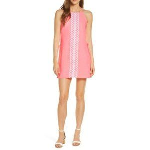 LILLY PULITZER Pearl Romper in Lilly Coral 16